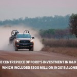 Ford Ranger Field Tests